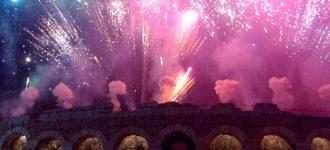 Eventi capodanno Verona 2020