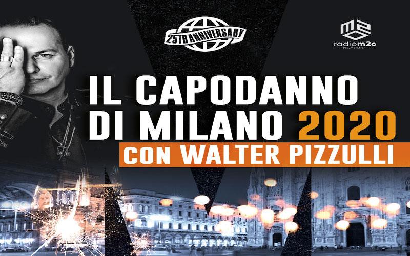 CAPODANNO D'ITALIA 2020 AI MAGAZZINI GENERALI